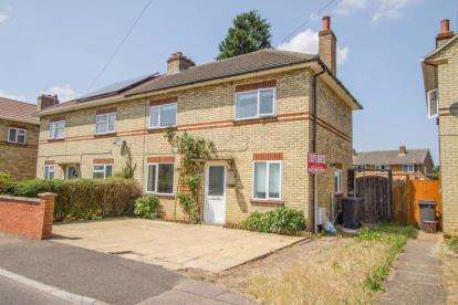 3 Bedrooms Semi Detached House for sale in West Road, Sandy, Bedfordshire