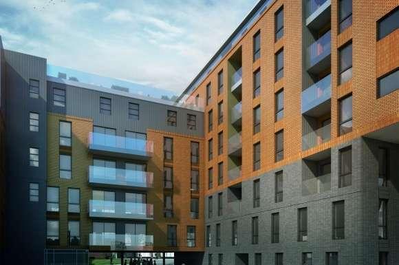 2 Bedrooms Property for sale in Adelphi Street, Salford