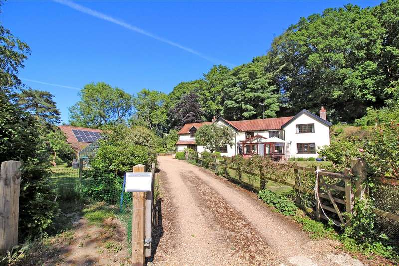 4 Bedrooms Detached House for sale in Waterloo,, Near Gillingham,, NR34