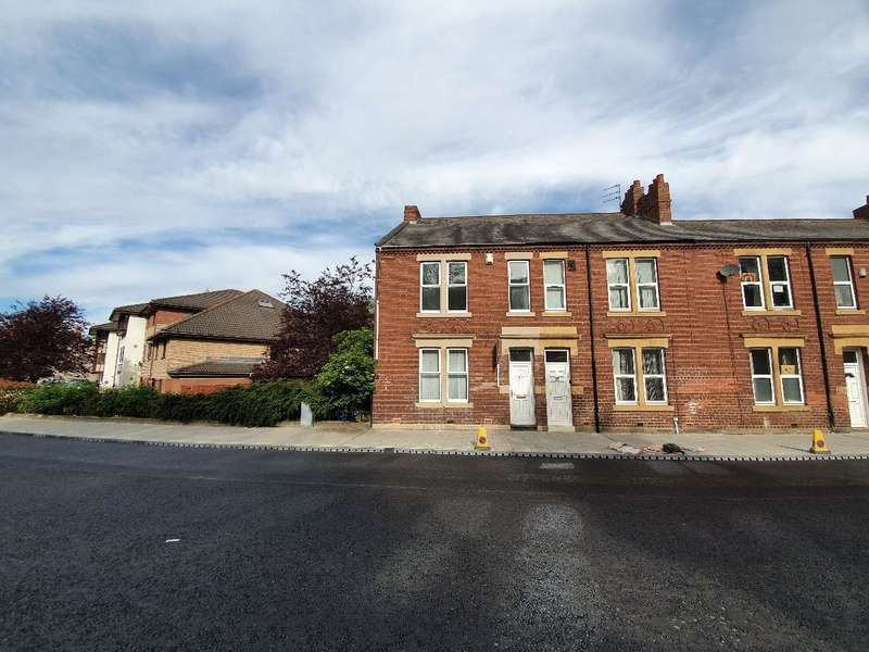 4 Bedrooms Terraced House for rent in Killingworth Road, South Gosforth, Newcastle upon Tyne