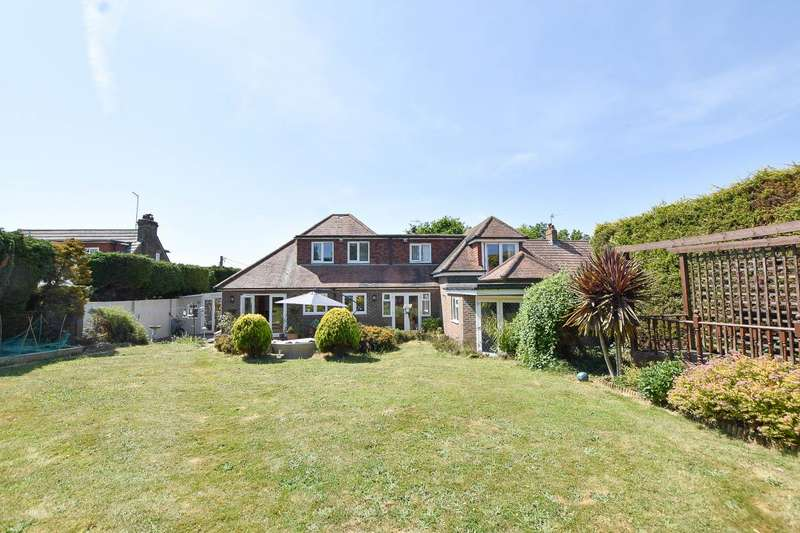 5 Bedrooms Detached House for sale in Rattle Road, Westham, Pevensey