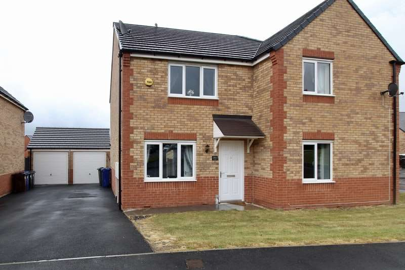 2 Bedrooms Semi Detached House for sale in Priory Park Close, Barnsley, South Yorkshire, S71