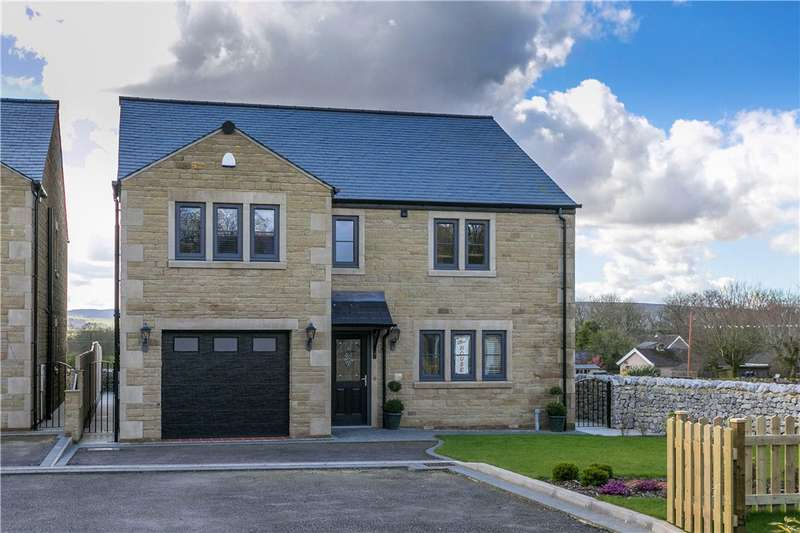 4 Bedrooms Detached House for sale in Dalesview Close, Clapham, Lancaster