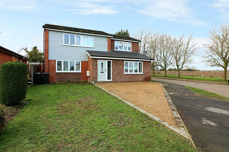 4 Bedrooms Detached House for sale in Gaye Crescent, Eye