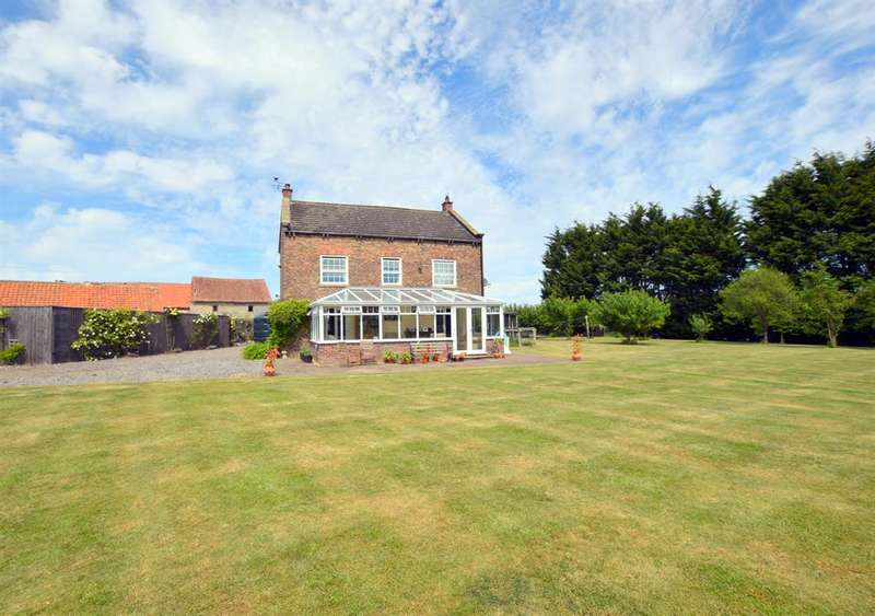 4 Bedrooms Detached House for sale in Cranford House, Great Baurgh, Malton, YO17 6XF