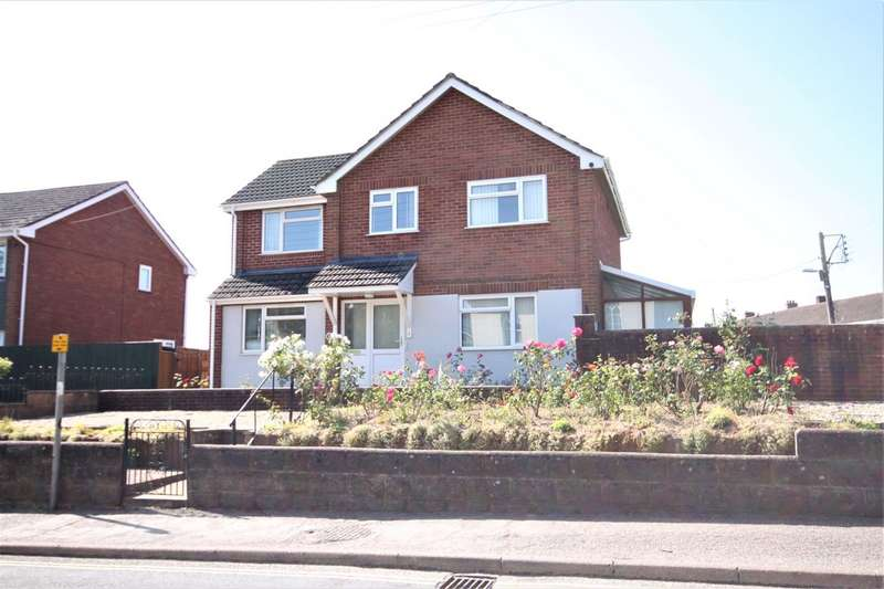 Property for sale in Tiverton Road, Cullompton