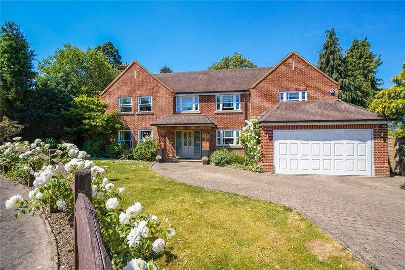 6 Bedrooms Detached House for sale in Hawksview, Cobham, Surrey, KT11