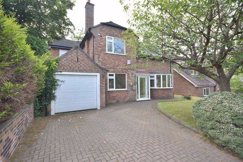 4 Bedrooms Detached House for sale in Oakwell Drive, Salford, M7