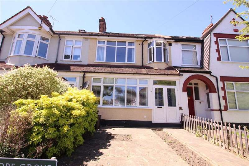 4 Bedrooms Terraced House for sale in Stanhope Grove, Beckenham, BR3
