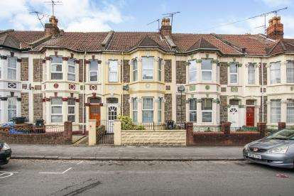 3 Bedrooms Terraced House for sale in Belle Vue Road, Greenbank, Bristol