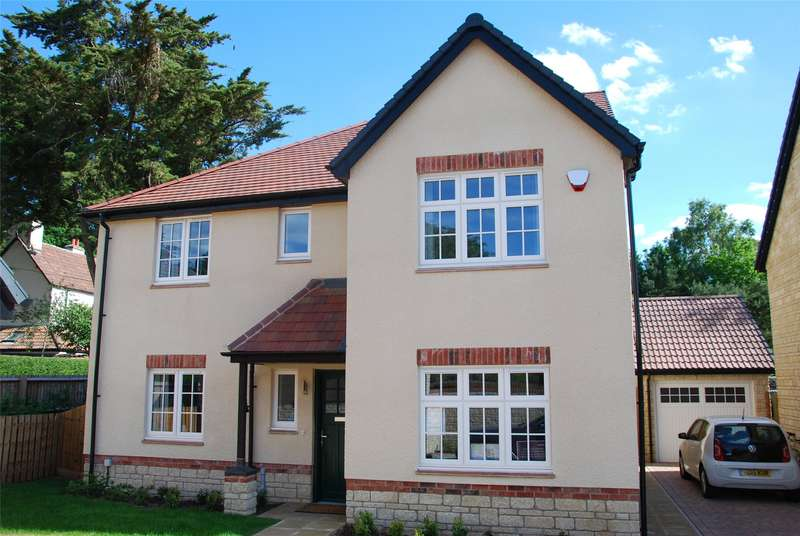4 Bedrooms Detached House for sale in Plot 3 The Alcombe, The Chestnuts, Winscombe, BS25