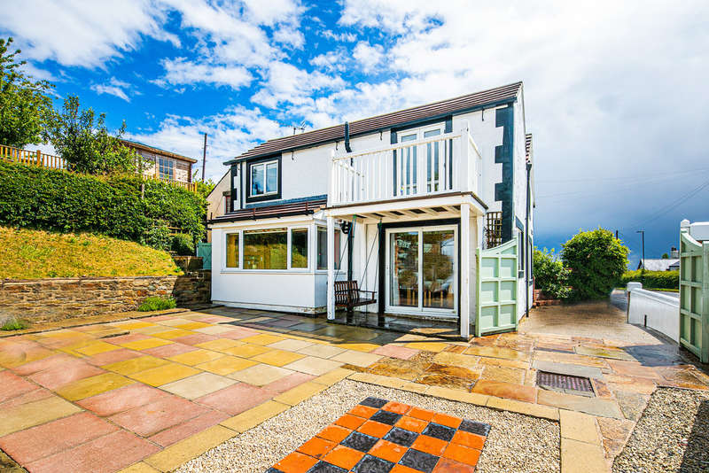 3 Bedrooms Semi Detached House for sale in High Lane, Ridgeway