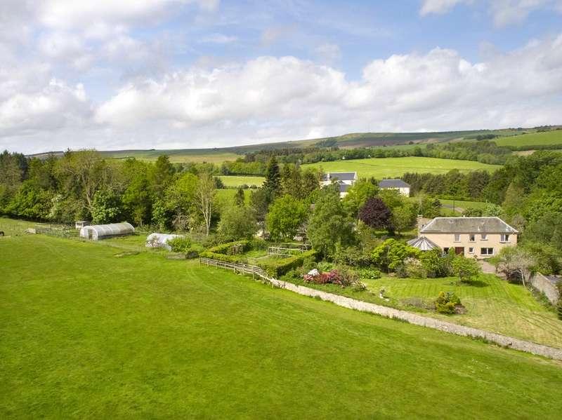 5 Bedrooms Farm Commercial for sale in Langlee Park, Jedburgh, Scottish Borders, TD8