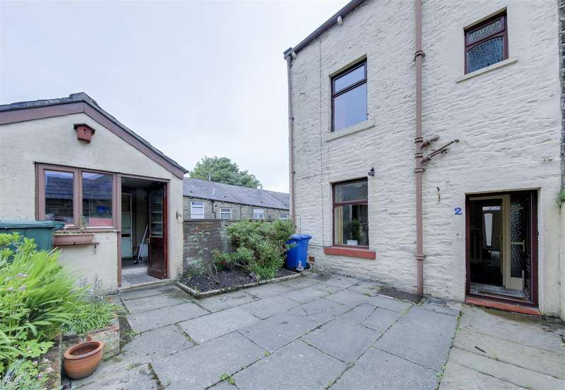3 Bedrooms End Of Terrace House for sale in Carr Mount, Rawtenstall, Rossendale