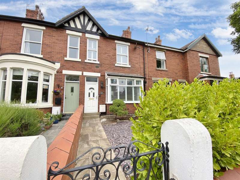 2 Bedrooms Terraced House for sale in Rossall Road, Ansdell
