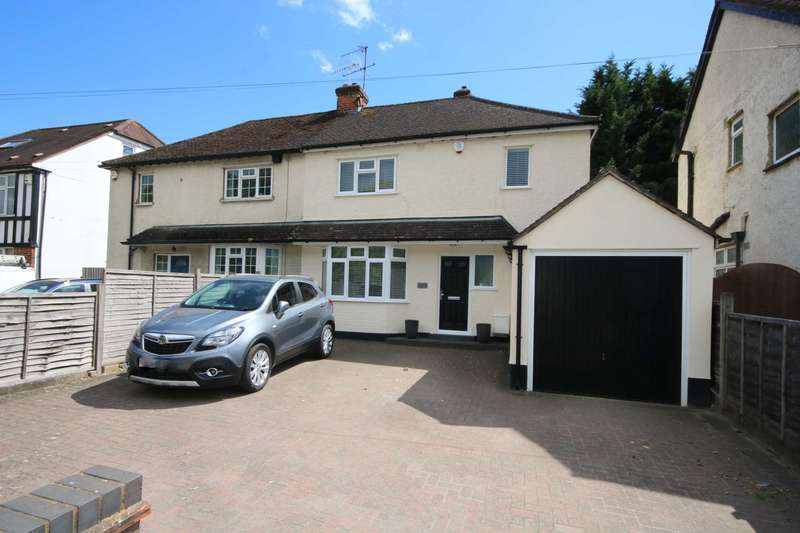 3 Bedrooms Semi Detached House for sale in London Road, Boxmoor