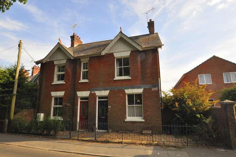 2 Bedrooms Property for sale in Fordingbridge, SP6 1BU