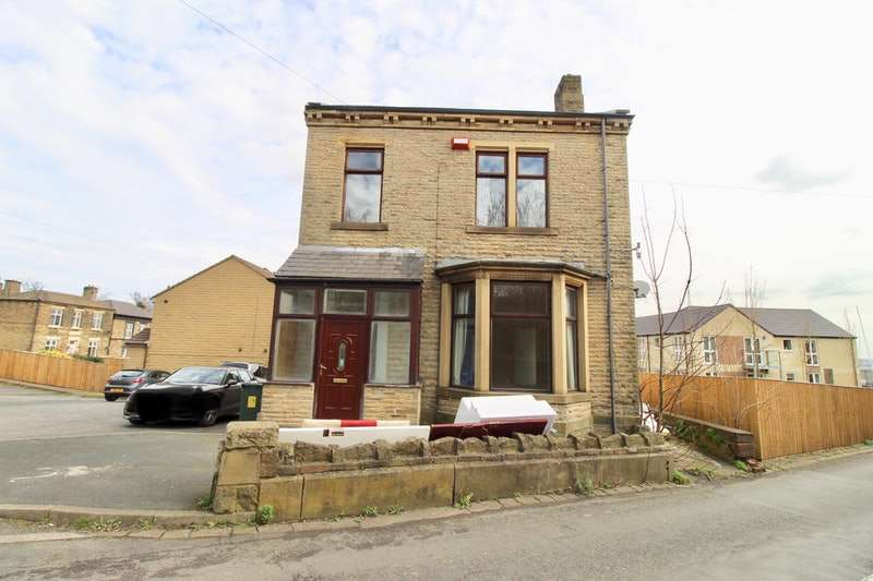 4 Bedrooms Detached House for sale in Serpentine Road, Cleckheaton, West Yorkshire, BD19