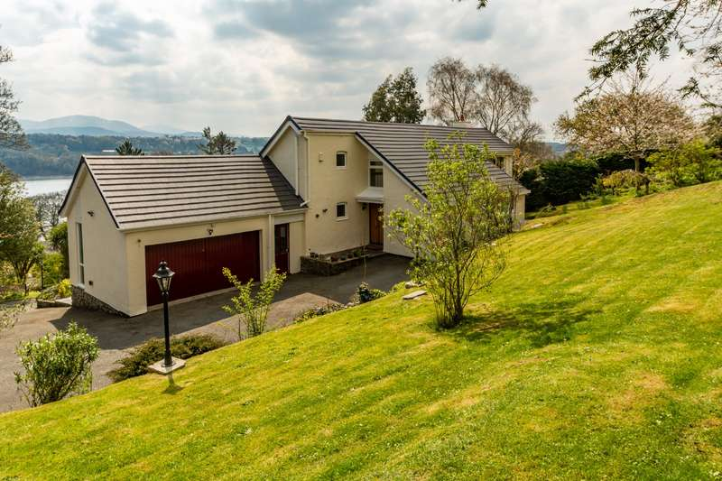 4 Bedrooms Detached House for sale in Glyngarth, Menai Bridge, Isle Of Anglesey, LL59