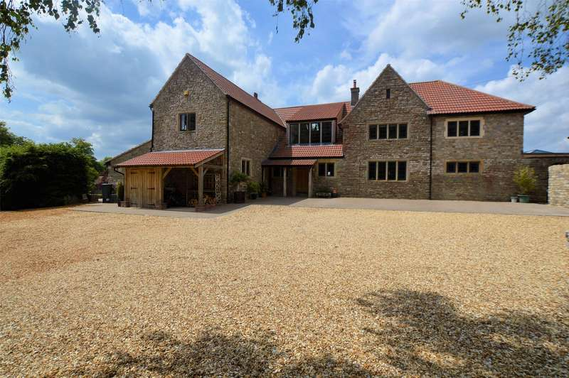 6 Bedrooms Detached House for sale in Home Farm, Gravel Hill Road, Yate, Bristol, BS37