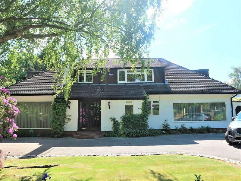 5 Bedrooms Detached House for sale in Church Road, Woolton, Liverpool, Merseyside. L25 6DA