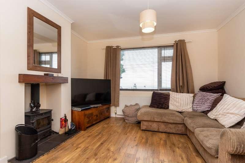 3 Bedrooms End Of Terrace House for sale in Rhes Ganol, Rhosgadfan, Caernarfon, LL54