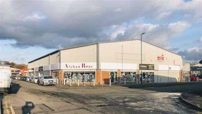 Commercial Property for rent in Overbridge Road, Manchester
