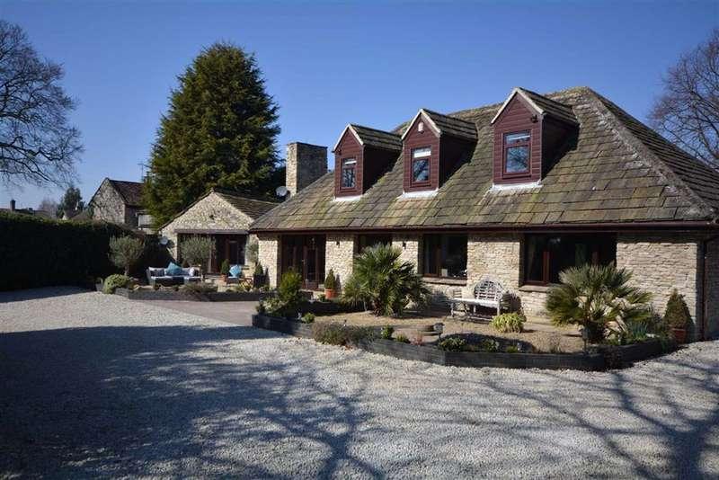 4 Bedrooms Detached House for sale in Chapel Street, Hillam, Leeds, LS25