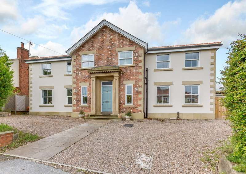 5 Bedrooms Detached House for sale in Chapel Lane, Clifford, LS23