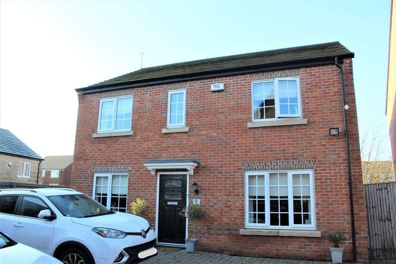 4 Bedrooms Detached House for sale in Oak Drive, Leeds, West Yorkshire, LS14