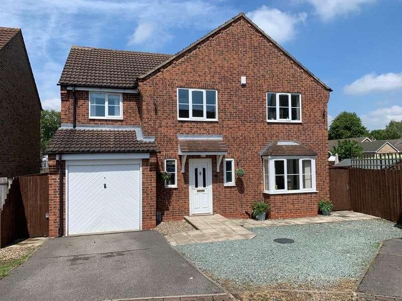 5 Bedrooms Detached House for sale in Linden Close, Gilberdyke, East Yorkshire, HU15