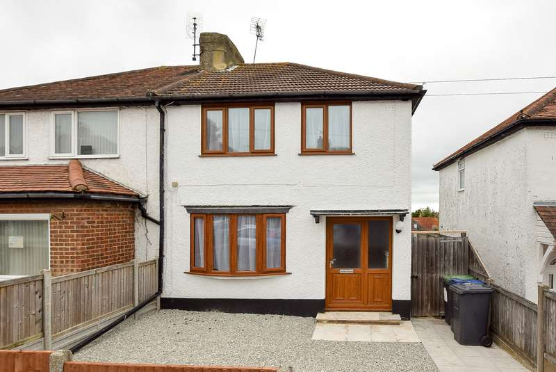 4 Bedrooms Semi Detached House for sale in Herne Avenue, Herne Bay