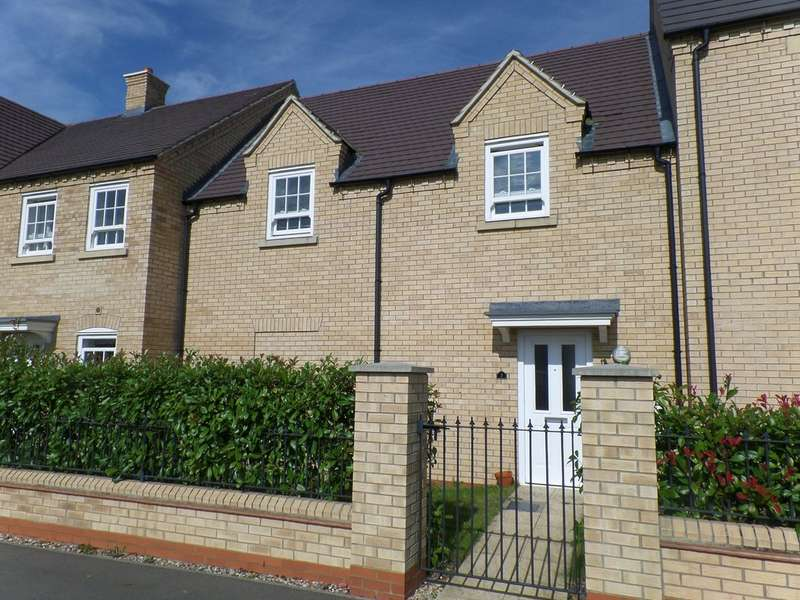 1 Bedroom Terraced House for rent in Fiona Way, Bedford MK41