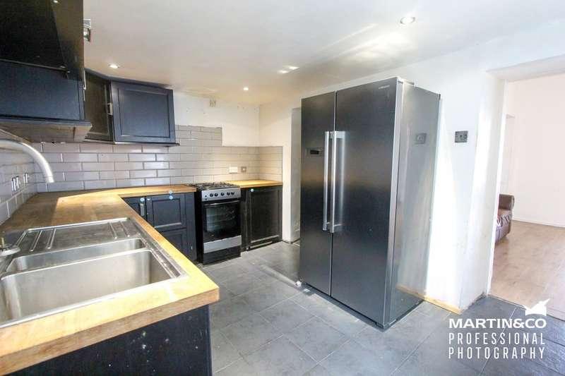 3 Bedrooms Property for sale in Bristol Terrace, Bargoed CF81