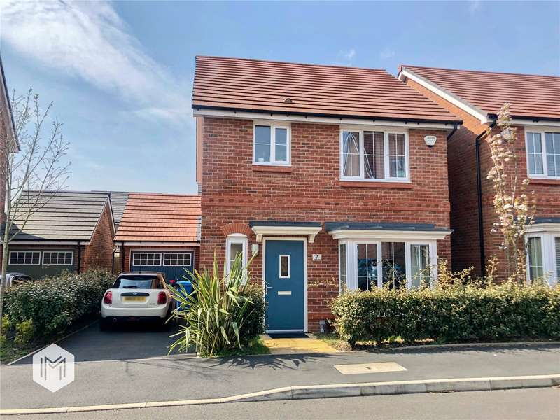 3 Bedrooms Detached House for sale in Feather Stitch Road, Worsley, Manchester, Greater Manchester, M28