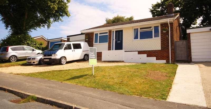 2 Bedrooms Detached Bungalow for sale in Sylvan Avenue, East Cowes