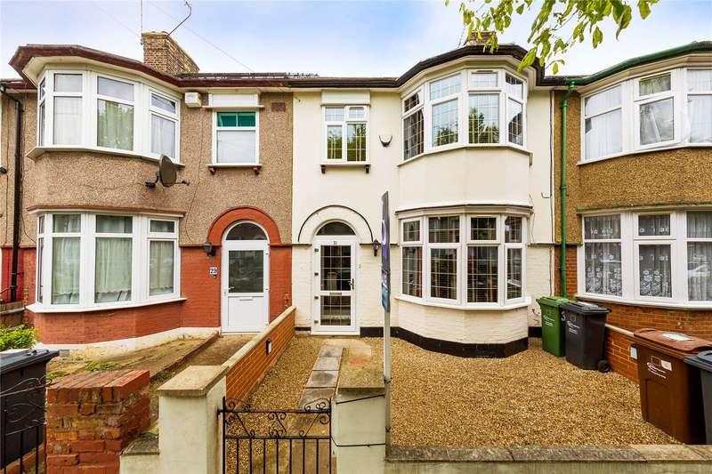 3 Bedrooms Terraced House for sale in Sherwood Gardens, Barking, IG11
