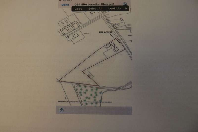 Land Commercial for sale in Known As The Bungalow Bedford Road, Houghton Regis, Dunstable, LU5
