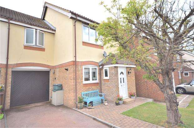 3 Bedrooms Semi Detached House for sale in Milward Gardens, Bracknell, Berkshire