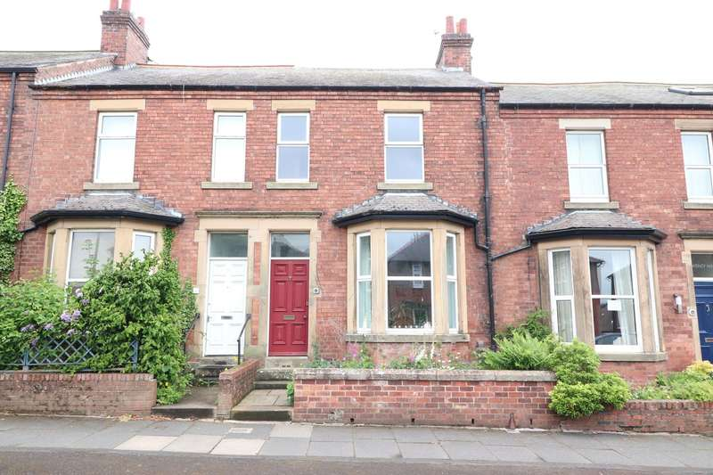 3 Bedrooms Terraced House for sale in Rosebery Road, Stanwix, Carlisle, CA3
