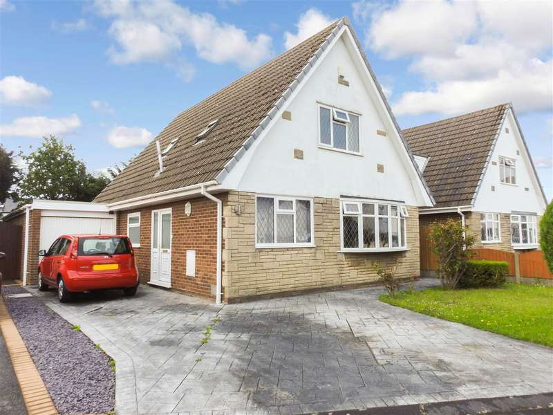4 Bedrooms Detached House for sale in Bretherton Close, Leyland