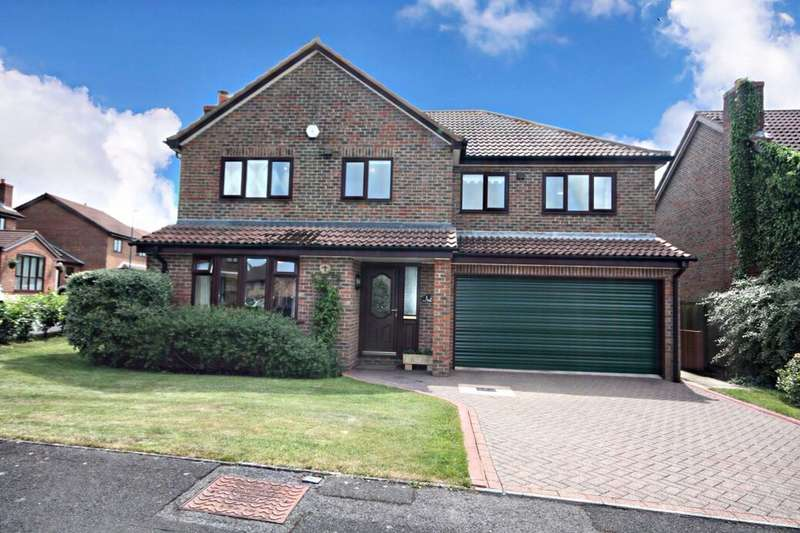 4 Bedrooms Detached House for sale in Ruff Tail, Guisborough, TS14