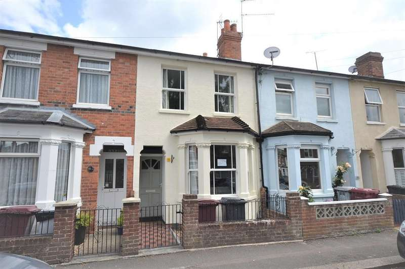 3 Bedrooms Terraced House for sale in Addison Road, Reading