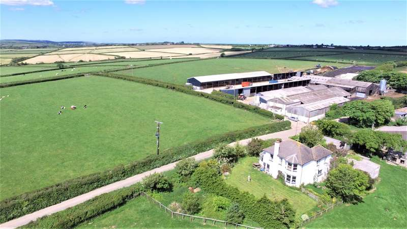 4 Bedrooms Farm Commercial for sale in Jacobstow, Bude, Cornwall, EX23