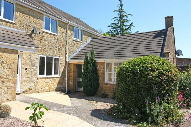 3 Bedrooms Semi Detached House for sale in Richmond House, East Street, Crewkerne, Somerset, TA18
