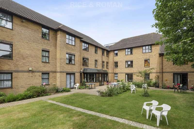 2 Bedrooms Retirement Property for sale in Holmwood Gardens, Wallington