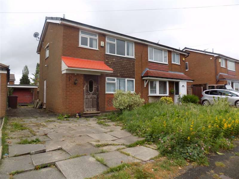 3 Bedrooms Semi Detached House for sale in Somerton Road, Bolton, Greater Manchester, BL2