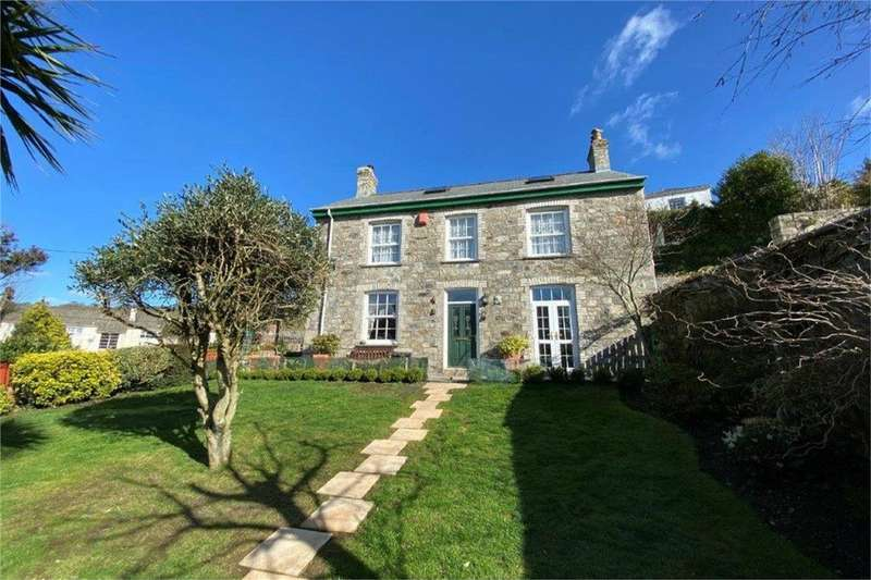 4 Bedrooms Detached House for sale in Blowing House Lane, ST AUSTELL, Cornwall