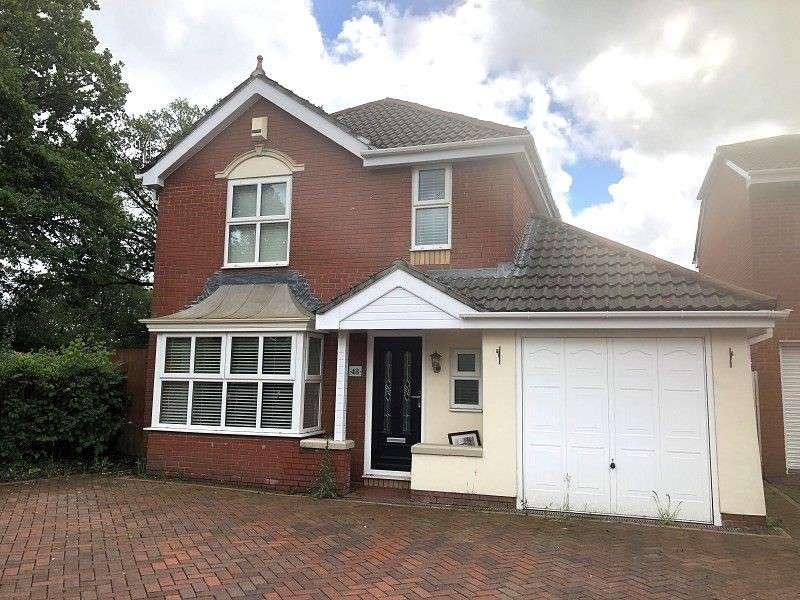 4 Bedrooms Detached House for sale in Parc-Tyn-y-Waun, Llangynwyd, Maesteg, Bridgend. CF34 9RG