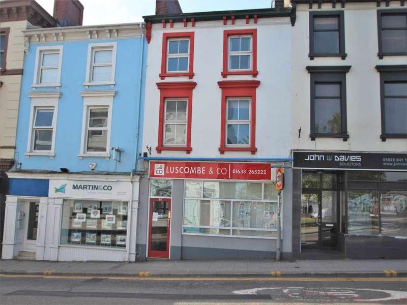 2 Bedrooms House for sale in Bridge Street, Newport,